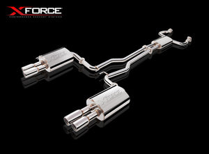 XForce Performance Sports System to suit Holden Commodore (01/2006 - on)