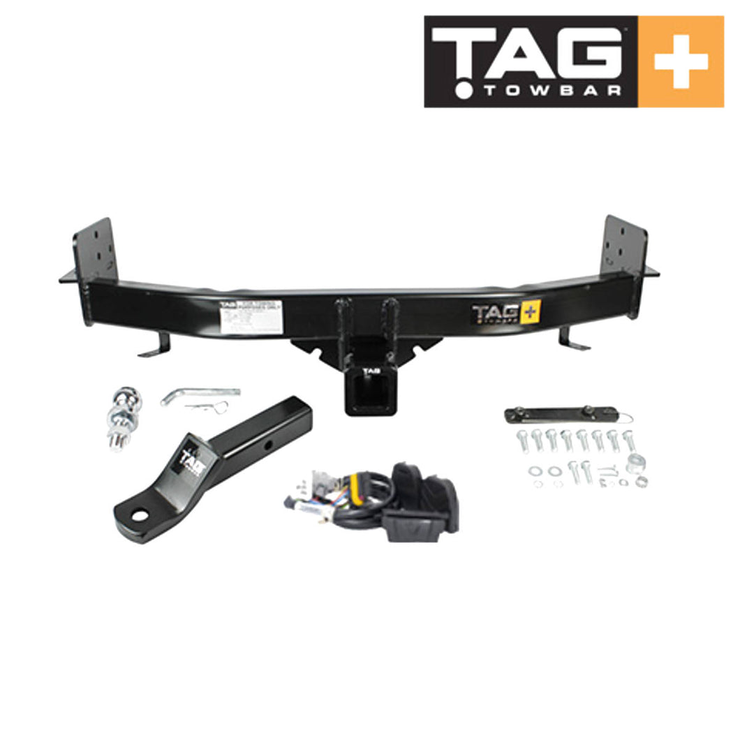 TAG+ Towbar to suit Isuzu MU-X (11/2013 - on)