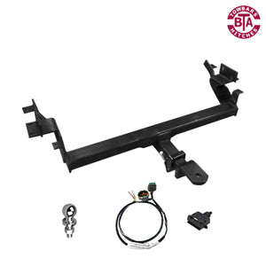 BTA Towbar to suit Mazda BT-50 (11/2011 - on)