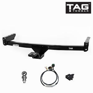 TAG Light Duty Towbar to suit Toyota LWB Hiace (04/2005 - 01/2019)