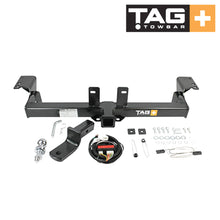 TAG+ Heavy Duty Towbar to suit Toyota Prado (2002 - 2022)