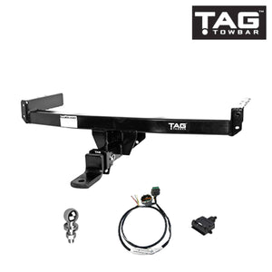 TAG Towbar to suit Isuzu D-MAX (07/2008 - 05/2012), Holden Colorado (07/2008 - 05/2012)