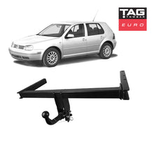 TAG Euro Towbar with European Style Tongue to suit Volkswagen Golf & Audi A3