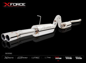 XForce Performance Stainless Steel to suit Ford Falcon (01/2004 - 01/2008)