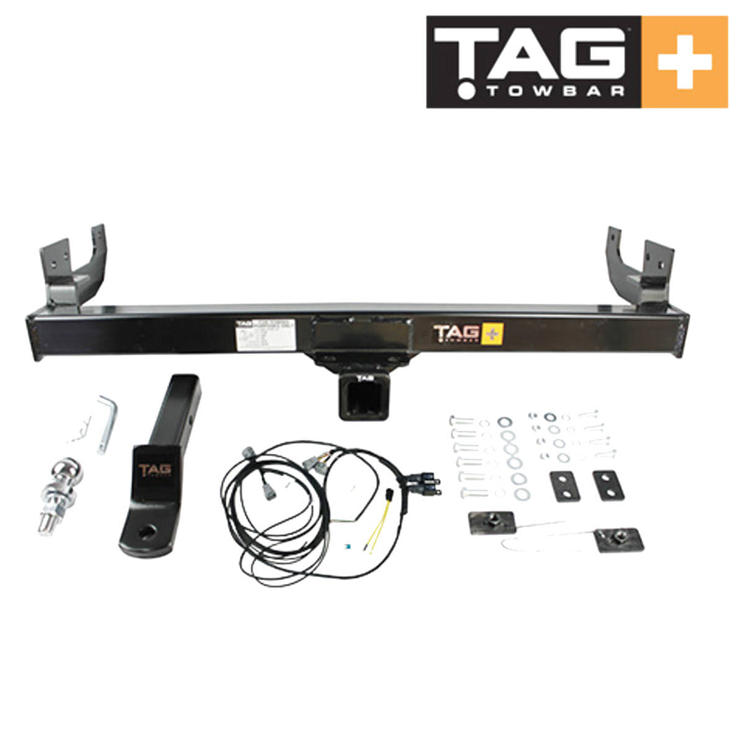 TAG+ Towbar to suit Toyota Hilux (08/2008 - 09/2015)