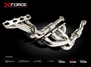 XForce Headers Stainless Steel for Ford Falcon (01/2008-01/2011), FPV Falcon (05/2008-10/2010)