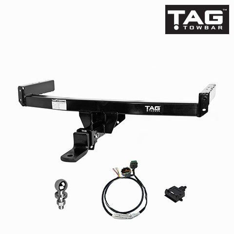 TAG Towbar to suit Holden Colorado (01/2008 - 01/2012), Isuzu D-MAX (10/2008 - 05/2012)