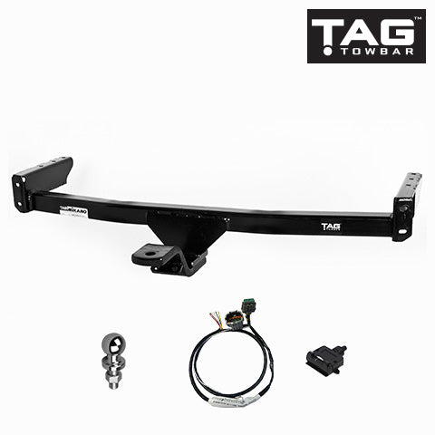 TAG Towbar to suit Mazda Tribute (2000 - 05/2008)