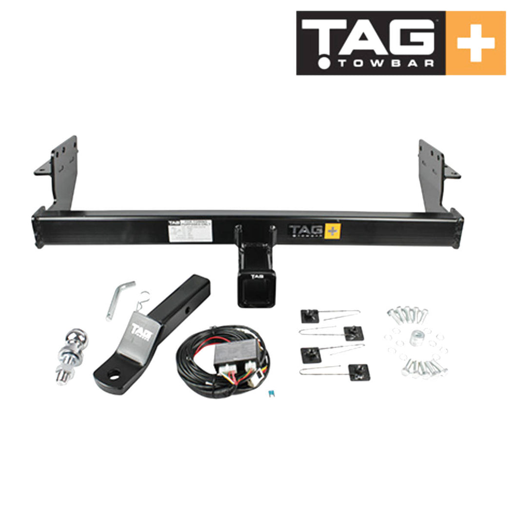 TAG+ Towbar to suit Nissan X-TRAIL (2014 - Present)