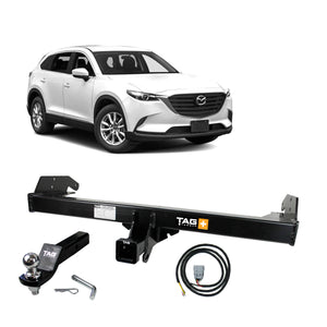 TAG Towbar to suit Mazda CX-9 (12/2007 - 06/2016)