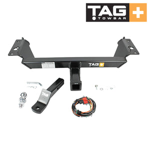 TAG+ Towbar to suit Jeep Grand Cherokee (2013 - Present)