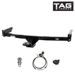 TAG Towbar to suit Ford Falcon, Fairmont (01/2002 - 10/2016), FPV Falcon (10/2004 - 12/2007)