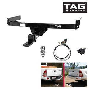 TAG Towbar to suit Foton Tunland (10/2012 - 08/2017)