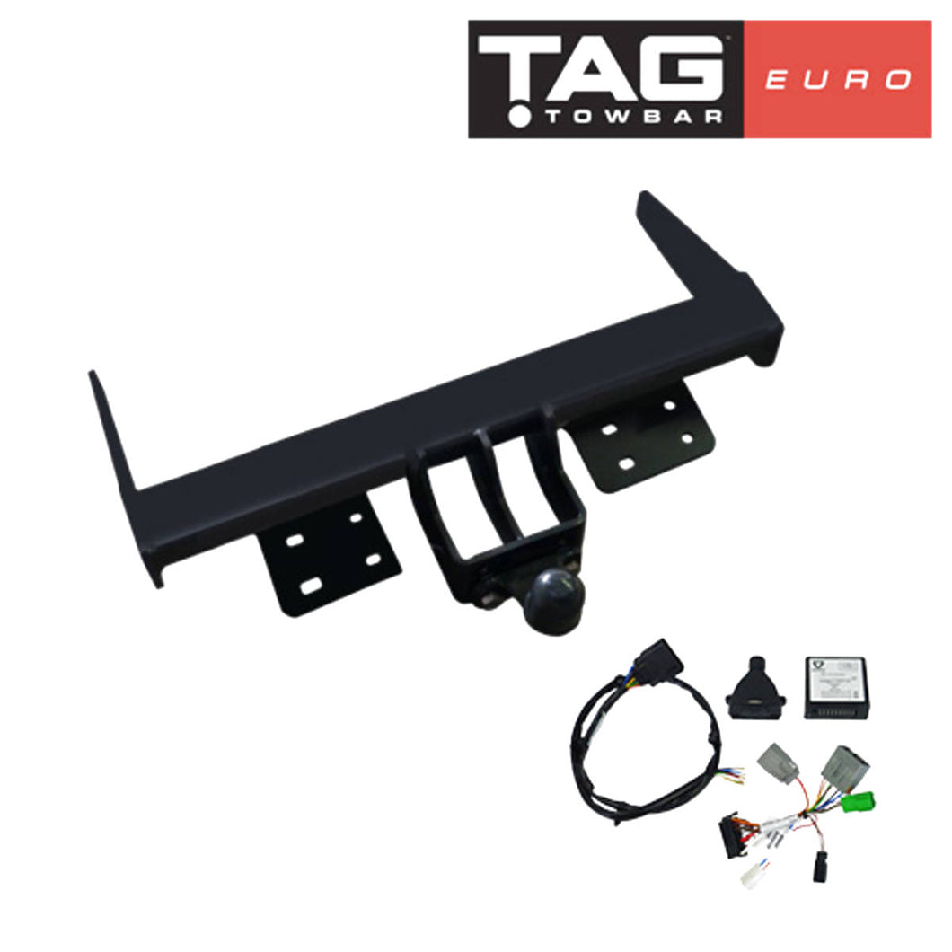 TAG Euro Towbar to suit Fiat Ducato (10/1999 - 01/2007)
