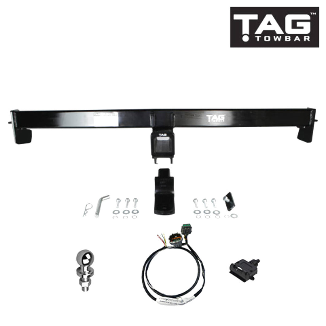 TAG Towbar to suit KIA Carnival (02/2015 - 01/2019)