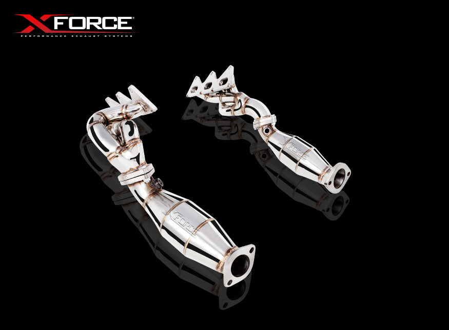 XForce Performance Headers Stainless Steel to suit Holden Commodore (01/2006 - on)