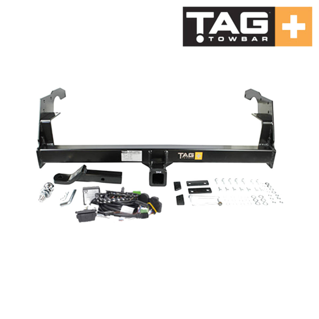 TAG+ Towbar to suit Ford Ranger (09/2011 - 03/2014)