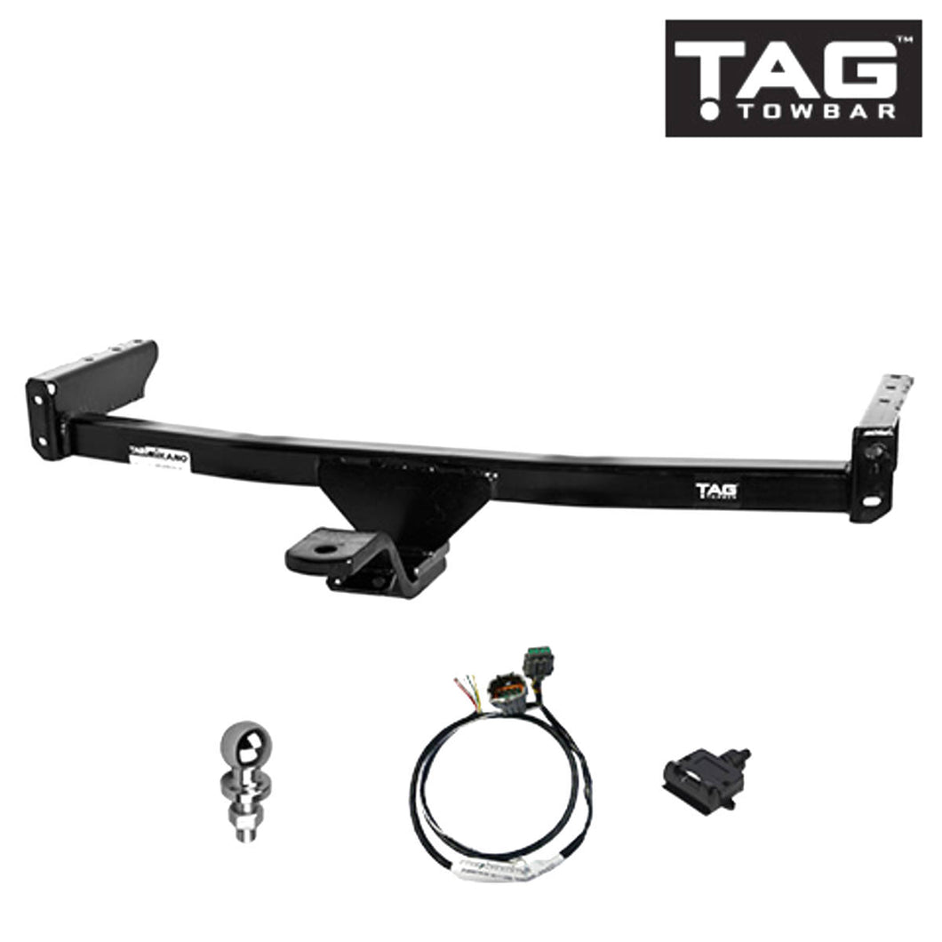 TAG Towbar for some Mazda B-SERIES BRAVO & Ford Courier models. For vehicle information see photos.