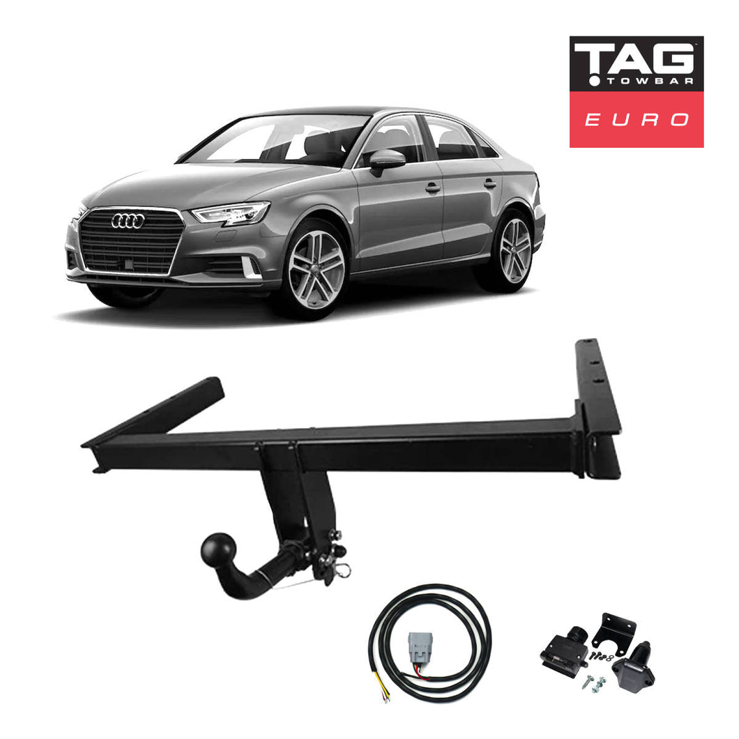 TAG Euro Towbar to suit Audi A3 (05/2003 - 09/2008)