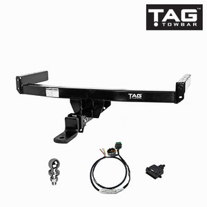 TAG Towbar to suit Holden Commodore (01/1997 - 01/2006)