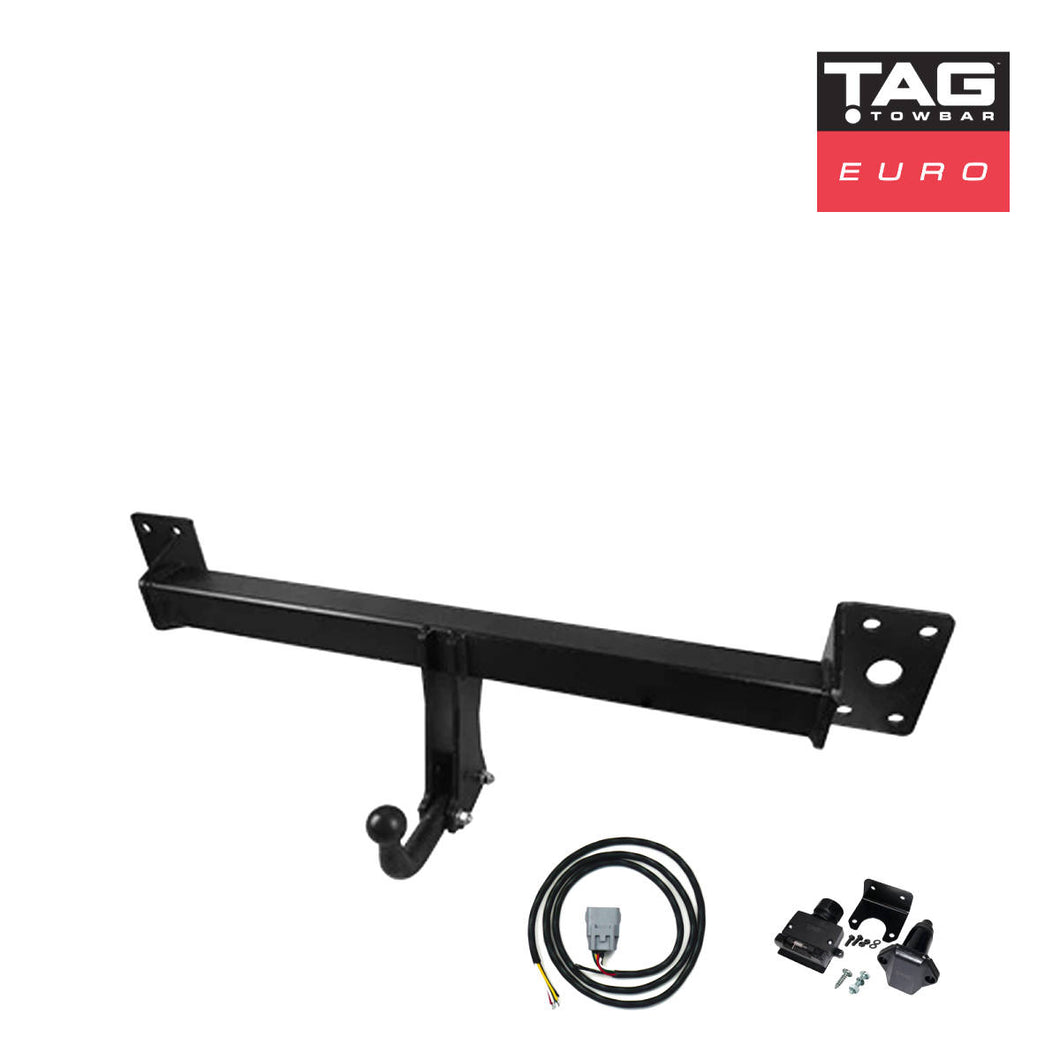 TAG Euro Towbar to suit Volkswagen Passat (03/1998 - 02/2006)