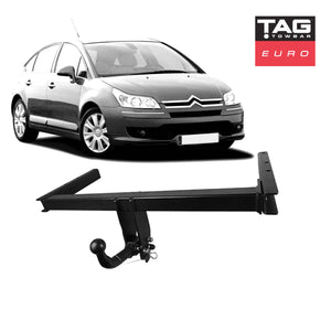 TAG Euro Towbar to suit Citroen C4 (04/2005 - 09/2011)
