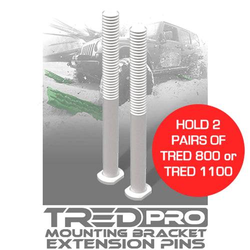TRED Pro Mount Extension Pins (Pack of 2)