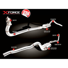 XForce Performance 4X4 to suit Nissan Patrol (05/1998 - 02/2012)