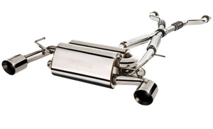 XForce Performance Stainless Steel to suit Nissan 370Z Roadster, 370Z (01/2010 - on)