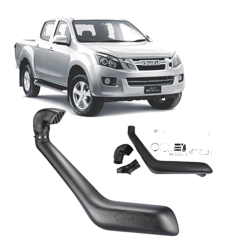 Safari Snorkel to suit Isuzu MU-X (06/2012 - 2020), D-MAX (06/2012 - 06/2020)