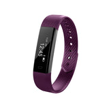 Fitness Tracker Bracelet For iPhone & Android