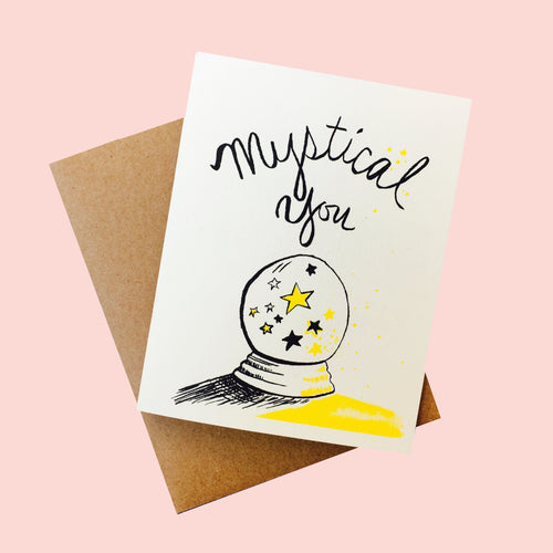 Mystical You - Card