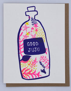 Good Juju Card - Friendship