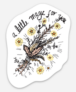 Inspirational Sticker Pack #3 - Magic!