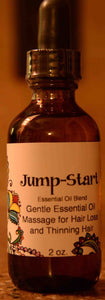 Jump-Start Massage Oil