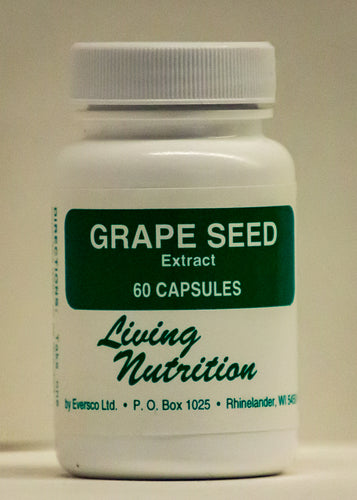 GRAPE SEED EXTRACT 60caps