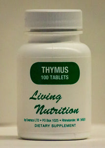 Thymus 100 tabs