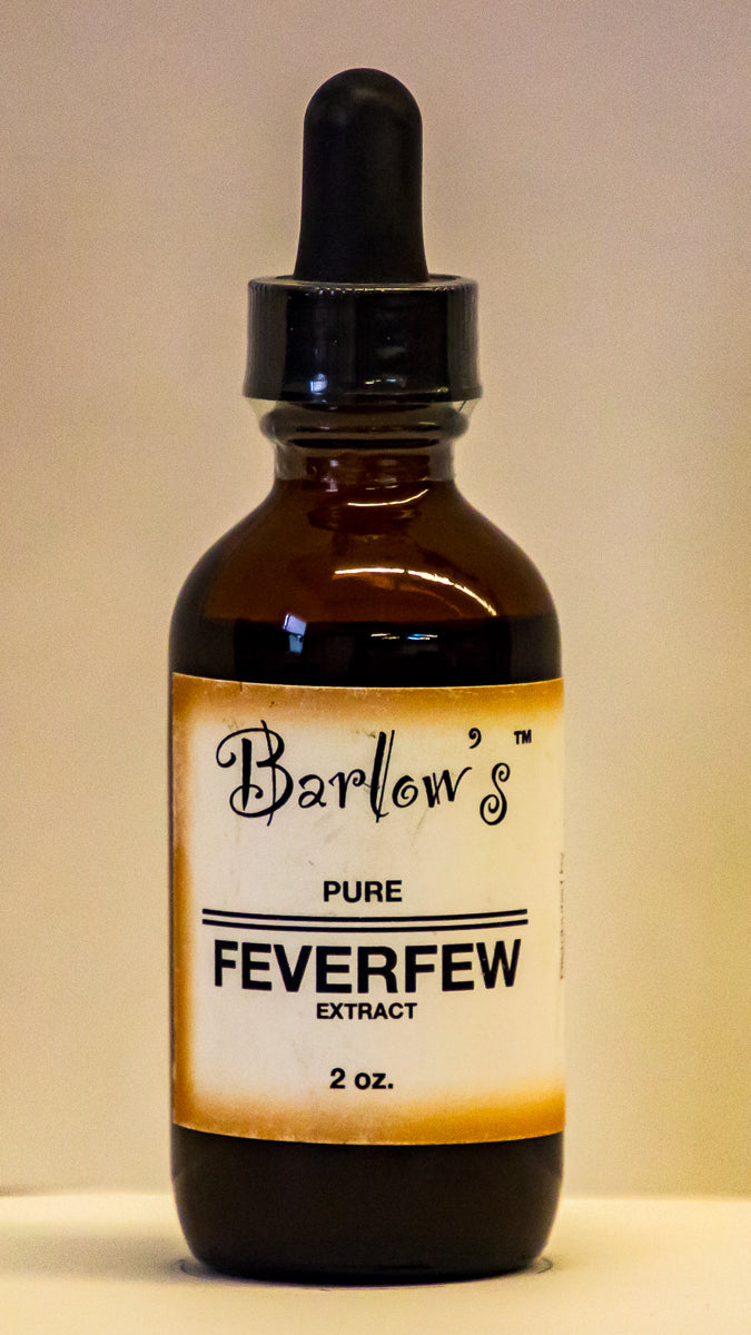 Pure Feverfew Extract