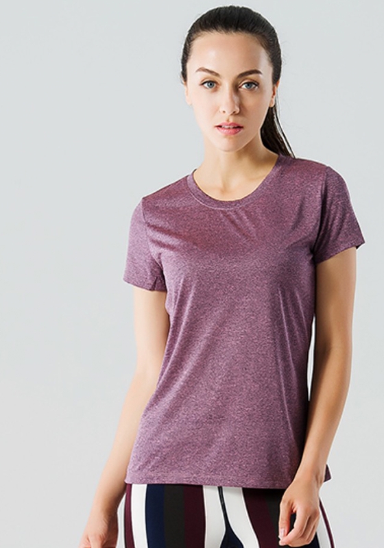 Quick-dry Loose Yoga top