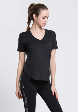 Neck Top T-shirt