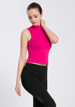 Solid Color Padded Tank Top