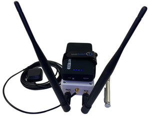 Stratux ADS-B Dual Band Receiver Aviation Weather and Traffic - External WAAS GPS, AHRS, Battery, Mount