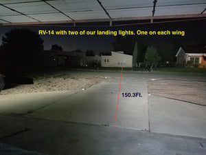 PAR36 Aviation Grade LED Aircraft Landing or Taxi Light