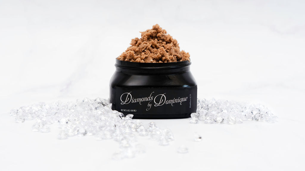 Cocoa Diamonds Body Scrub