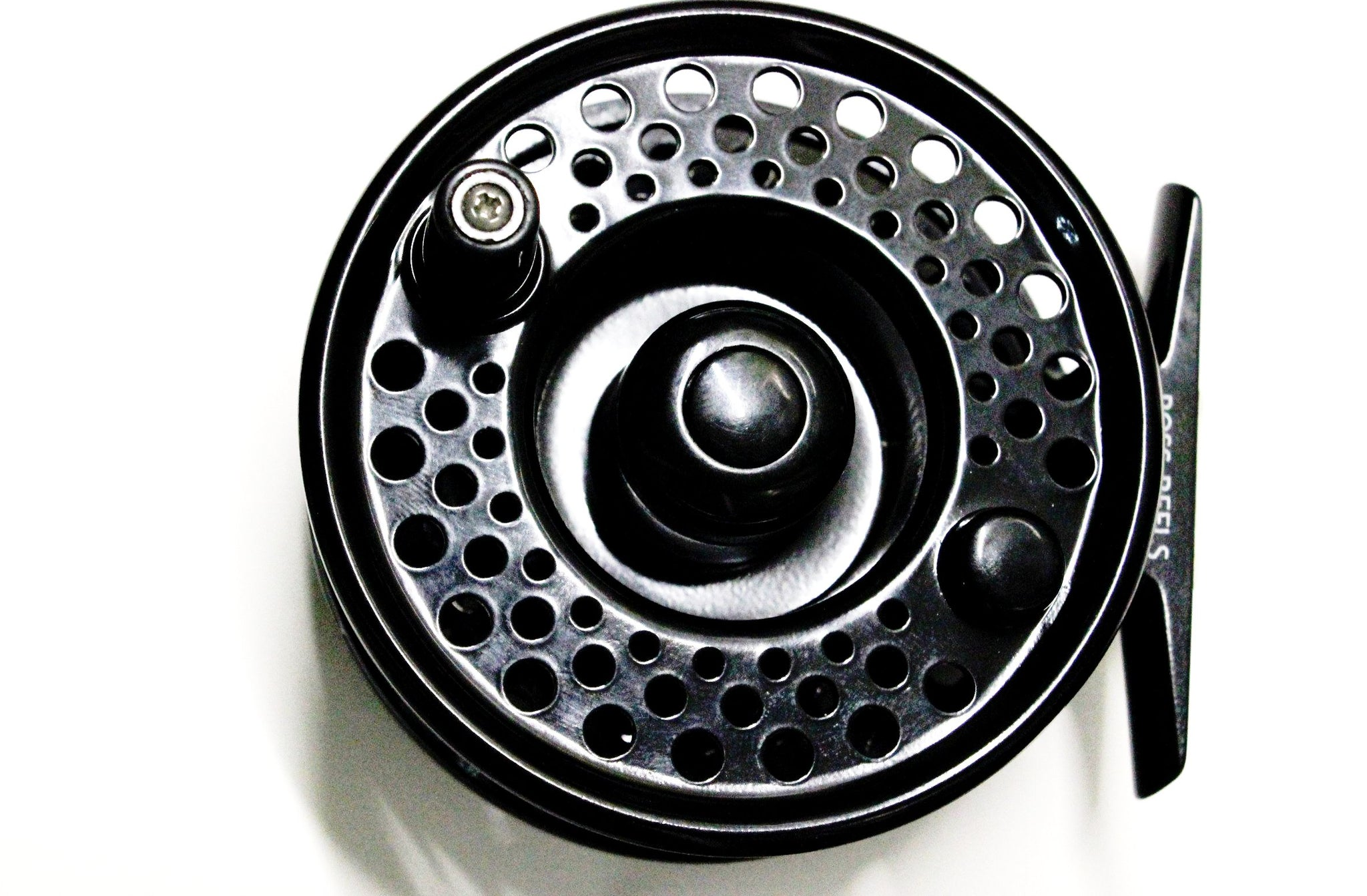 Ross Worldwide Fly Reel Flycast 2 line weight 4/5/6 Black