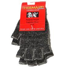 Thermadry Polyprop Possum Fingerless Glove