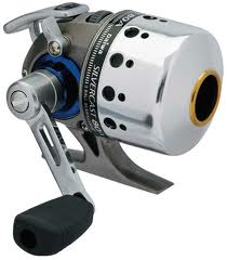 Daiwa Silvercast Closed Face Reel Spincast Reel