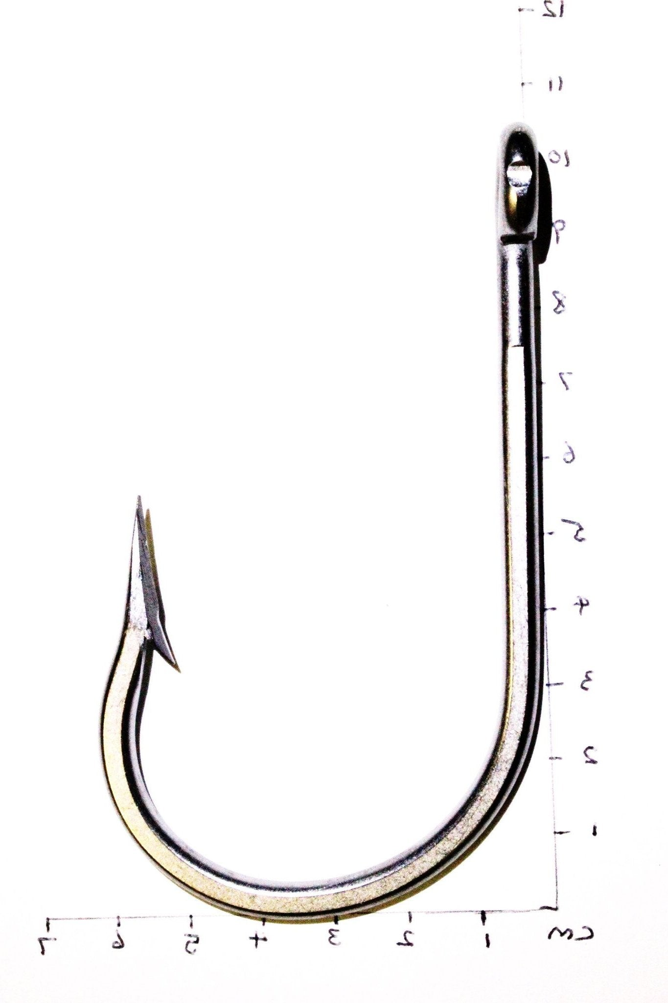Big Game Hook Stainless Steel