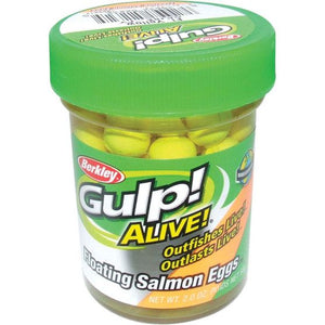 Berkley Gulp Alive Floating Salmon Eggs