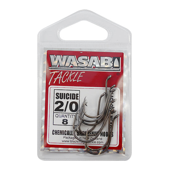 Wasabi Tackle Suicide Hook